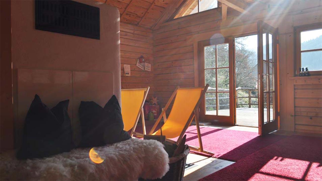 Schwarzwald Blockhaus - Junggesellenabschied in der Block Hütte